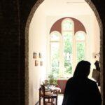 Das Foto zeigt das Innere einer Kirche