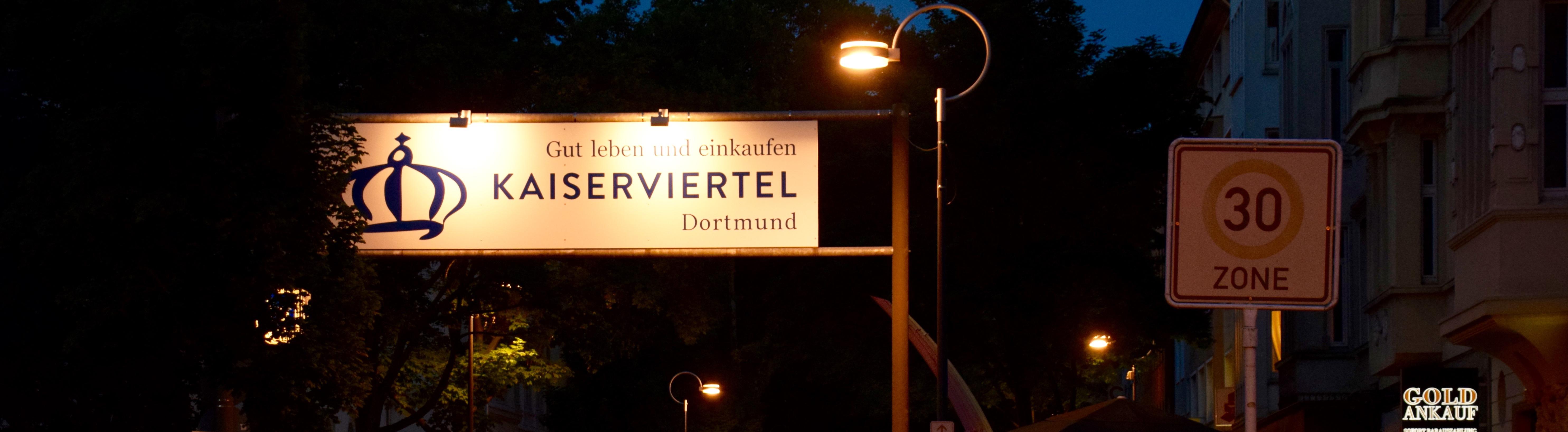 Dortmund Kaiserviertel ©mhu