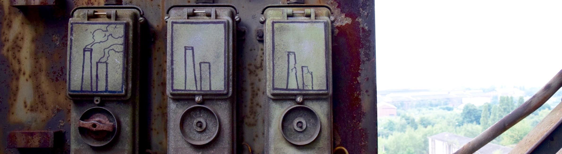 Kunst im Hochofen. ©mhu