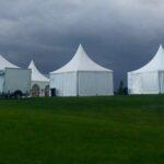 Das Festival-Gelände auf dem Campus der TU Dortmund. ©mhu