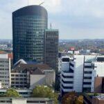 Dortmund – vom U aus gesehen. ©mhu